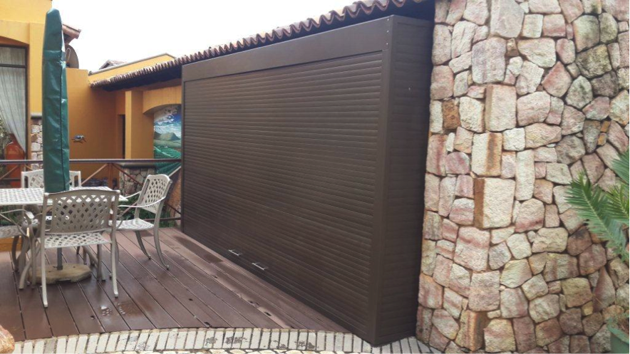 Customized security Armadillo Roller Shutter - Secure Valuable Equipment