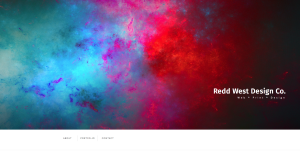Redd West Design Company Website